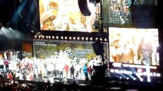 Hot97 SummerJam 2010: DJ Khaled ft. Rick Ross, Fat Joe, Barrington Levy, Cam'ron & Vado