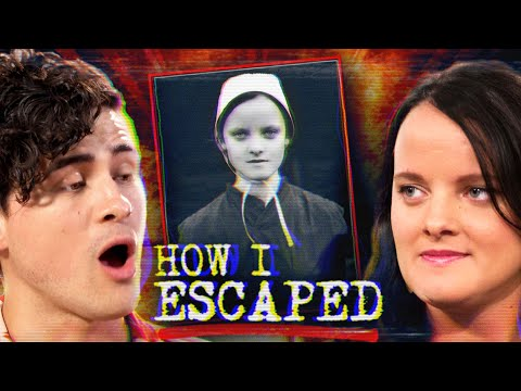 I spent a day with EX AMISH who escaped
