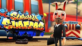 SUBWAY SURFERS GAMEPLAY PC HD ✔ FRANK AND 80 MYSTERY BOXES OPENING