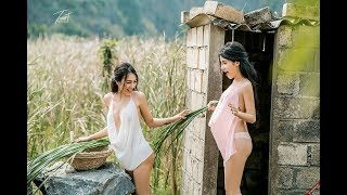 Sexy Girls Bikini Model Photography