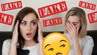 FAKE YOUTUBERS THE TRUTH