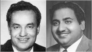 Hum Matwale Naujawan Mohammad Rafi & Mukesh Music Chitragupt (1962)