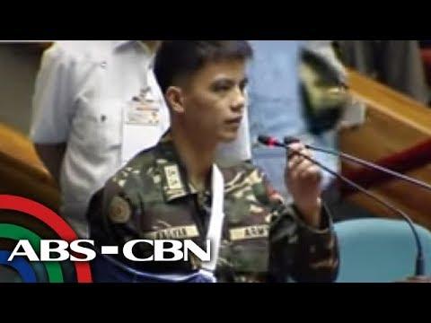 Xxx Mp4 Never Alone Soldier Narrates Struggles In Marawi Siege 3gp Sex