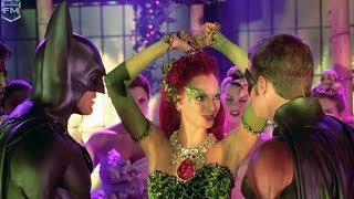 Poison Ivy dances at party   Batman & Robin