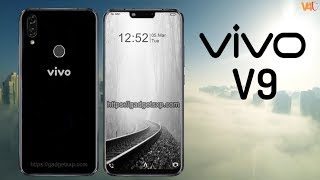 Vivo V9 Release Date, Price, Specifications, Camera, Features, Official, First Look, Trailer, Launch