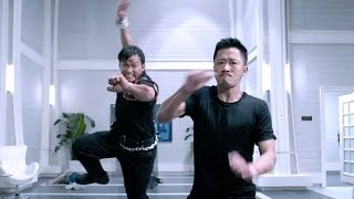 Kill Zone 2 | official trailer #1 US (2016) Tony Jaa Wuu Jing Zhang Jin