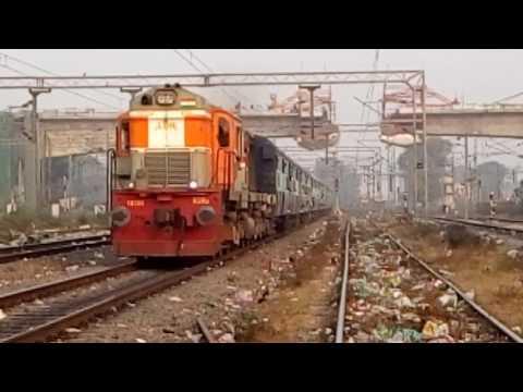 Lucknow train's