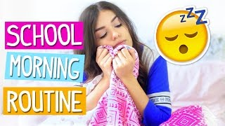 REAL MORNING ROUTINE FOR SCHOOL 2016!!!
