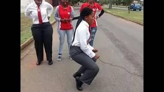 Gwara gwara (African moves)