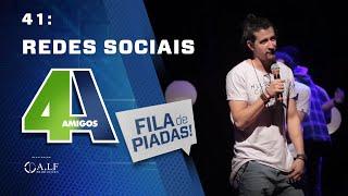 REDES SOCIAIS - FILA DE PIADAS - #41 Feat:. Murilo Couto