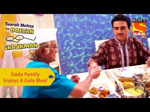 Xxx Mp4 Your Favorite Character Gada Family Enjoys A Gala Meal Taarak Mehta Ka Ooltah Chashmah 3gp Sex