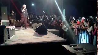 Bohemia live in Chandigarh talking about Manj