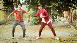 رقص دق محمد ويوا و إبراهيم صديق علي مهرجان البابا والحراميه
