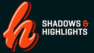 3D Lettering Shadows & Highlights Tutorial | Adobe Illustrator