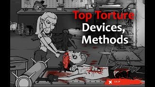 Top Torture Devices, Methods inc Rats, The Rack: WTSK