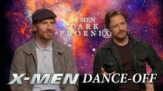 DARK PHOENIX: Backstage with James McAvoy, Sophie Turner, Michael Fassbender & Jessica Chastain