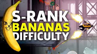 My Friend Pedro - S-Rank Bananas Difficulty Gameplay