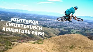 Airtearoa Jump Track | Christchurch Adventure Park NZ