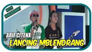 ARIF CITENX - LANCING MBLENDRANG [ OFFICIAL MUSIC VIDEO ]