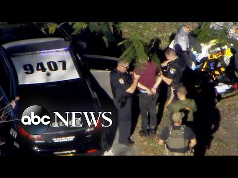 Xxx Mp4 19 Year Old Arrested Off Campus In Deadly Florida School Shooting 3gp Sex