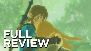 The Legend Of Zelda: Breath Of The Wild Full Review - Time For PS4 & Xbox One Owners To Get Jealous