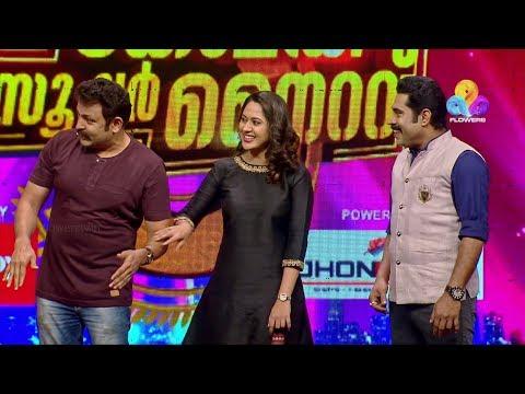 Comedy Super Nite - 3 with Miya & Krishna Kumar │Flowers│Ep# 70