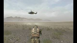 Arma 2 Helicopter pick up and Insertion Tutorial