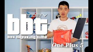【BB Time】第76期 :OnePlus 5开箱体验