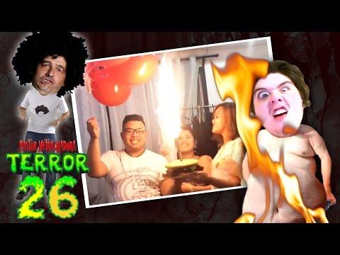 Pastor Metralhadora Terror 26
