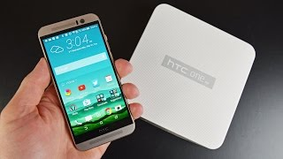 HTC One M9: Unboxing & Review
