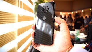 Moto X4 hands on review w/ unboxing [CAMERA, GAMING, BENCHMARKS]