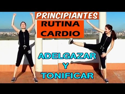 Calorie Burning Low Impact Cardio Workout for Beginners with No Jumping