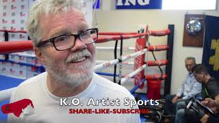 """""""90% PEOPLE I TELL SAY IM WRONG!"""" ROACH PREDICTS CANELO VS GGG!"""