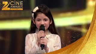 Zee Cine Awards 2016 Best Debut actor female Harshali malhotra & Bhumi Pednkar
