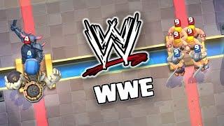 Clash Royale WWE | Who