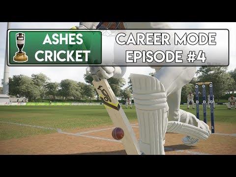 THE BAT PAD - Ashes Cricket Career Mode #4