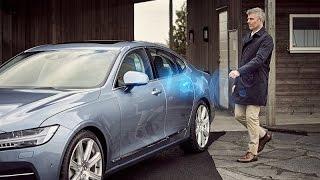 فولفو أول شركة في العالم تبيع سيارات تعمل بدون مفاتيح