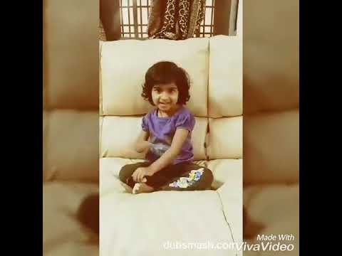 Cute girl famous telugu Dubsmash