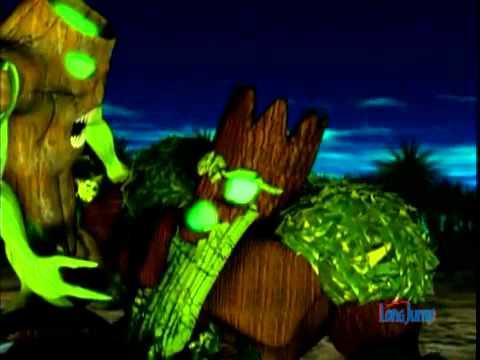 Real Brinquedos Filme Gormiti Série 2 O Grande Eclipse Parte 2 Long Jump