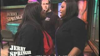 You Slept With My Cousin And My Aunt (The Jerry Springer Show)