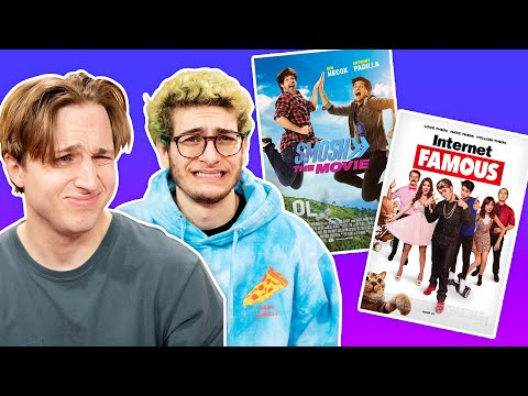 YouTubers Critique YouTuber Movies