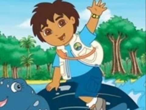 Go Diego Go. Dora e Diego. Dora and Diego. Best Scenes Diego Lovers.