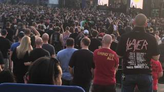 Lamb Of God Live at Red Hat Amphitheatre July 20 2017 // FULL SHOW // Raleigh NC