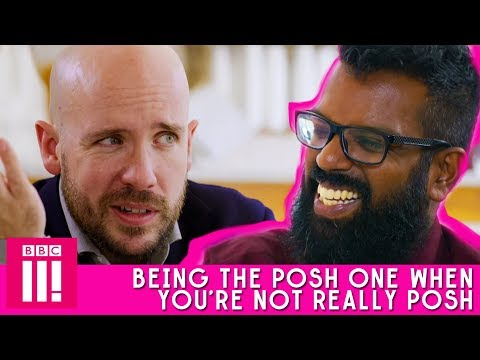 Being The Odd One At A House Party | Romesh Talks to Tom Allen About Being An Awkward Teenager