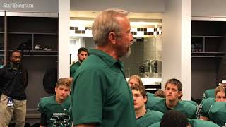 Kennedale's Barrett fires up the Wildcats