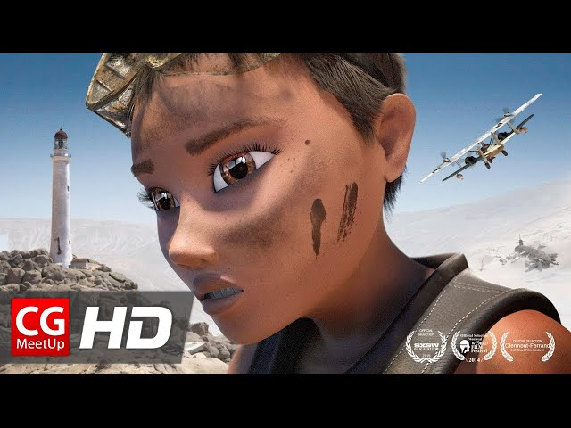 "CGI Animated Short Film HD: ""The Ocean Maker Short Film"" by Lucas Martell 