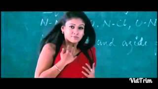 Nayanthara hot moves