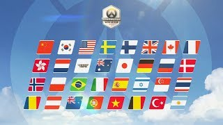 2017 Overwatch World Cup   Here's How We Play