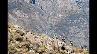 Absa Cape Epic 2018 - Stage 4 - Untamed Montage