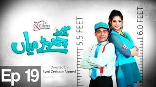 Meray Chotay Mian - Episode 19 on Express Entertainment